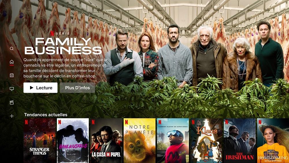 comment regarder Netflix sur sa télé (1)