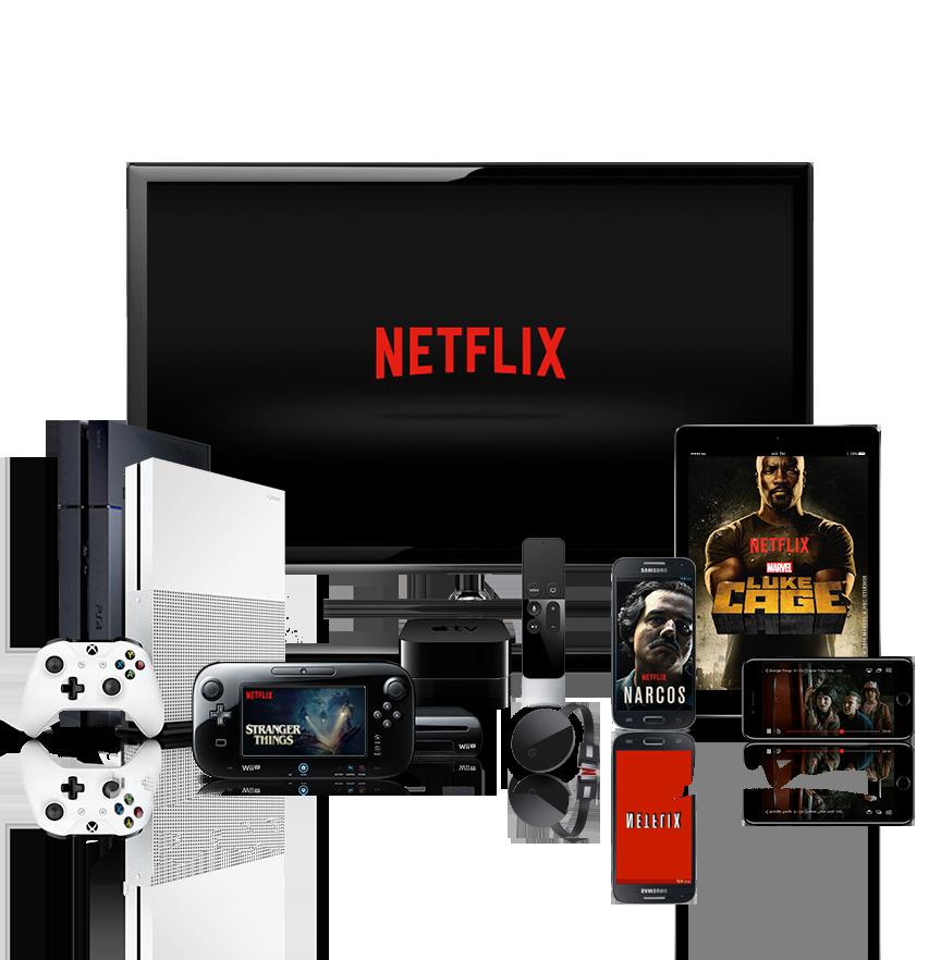 regarder Netflix sur la télé